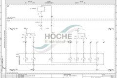 Sekundärkonstruktion | Stromlaufplan