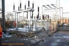 110kV-Schaltfeld